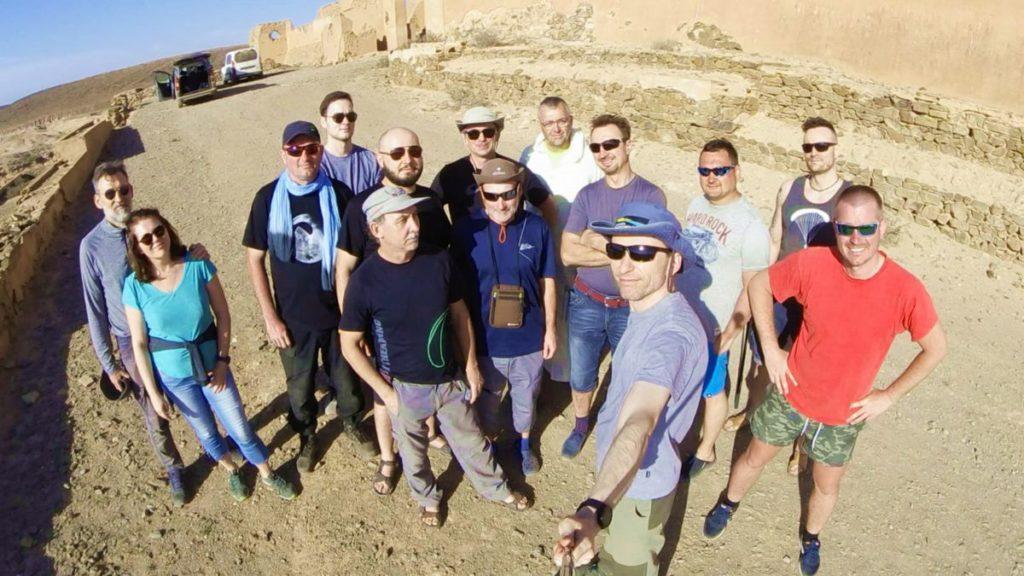 paralotnie w maroko