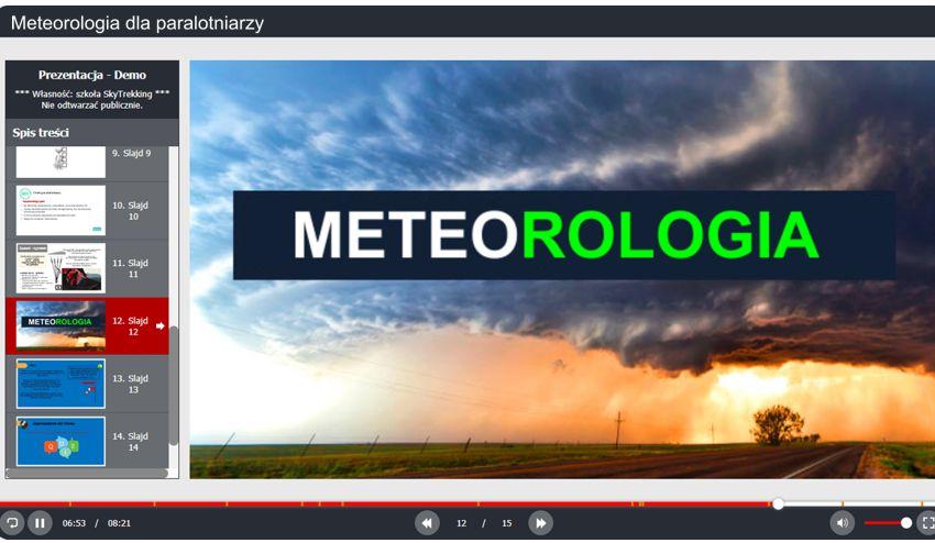 meteorologia dla paralotniarzy